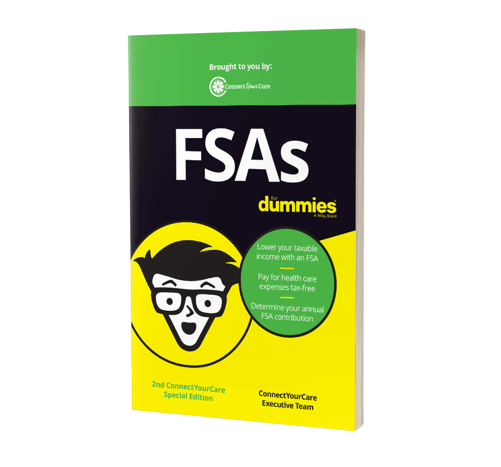 FSA for Dummies Cover Thumbnail