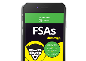FSA For Dummies - Cover on Smartphone Cropped